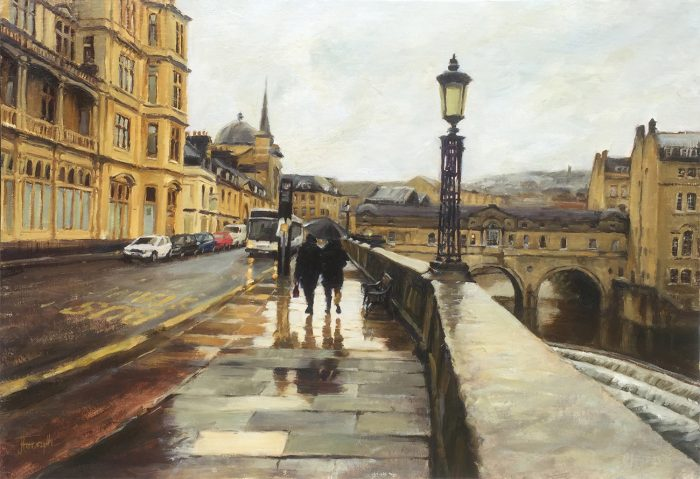 The Pulteney Bridge